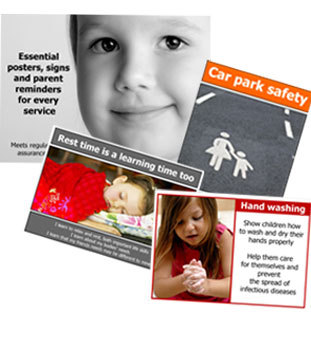 Essential Posters, Signs & Parent Reminders