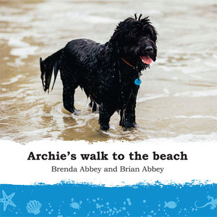 Archie's Walk to the Beach