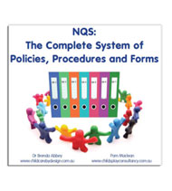 Policies, Procedures & Forms - Long Day Care