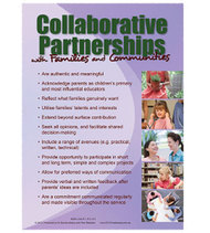 Collaborative Partnerships Poster - Families & Community